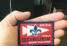 GORUCK Star Course with Mark Duplessis