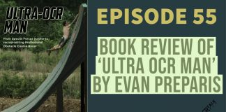 Ultra OCR Man by Evan Preparis