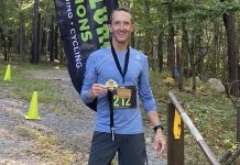 Kenny West OCR Athlete