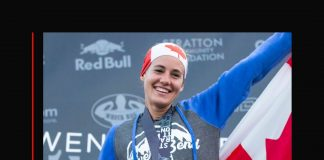 Lindsay Webster OCR World Champion